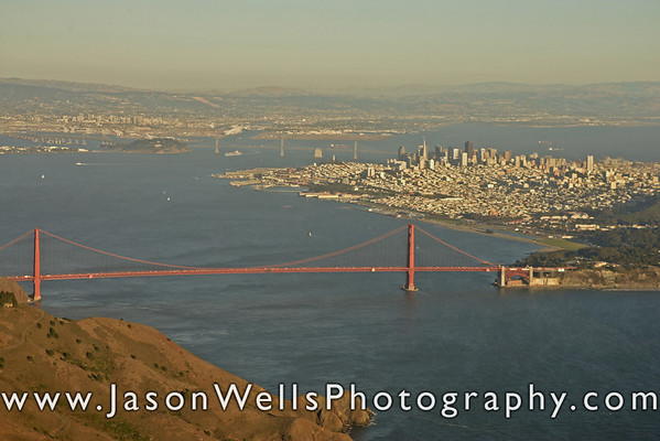Marin County Aerial Shots