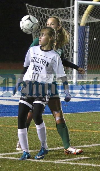 SW girls soccer vs Webutuck