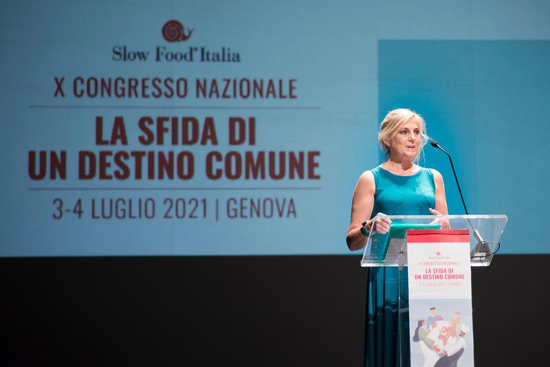 X Congresso Slow Food Italia