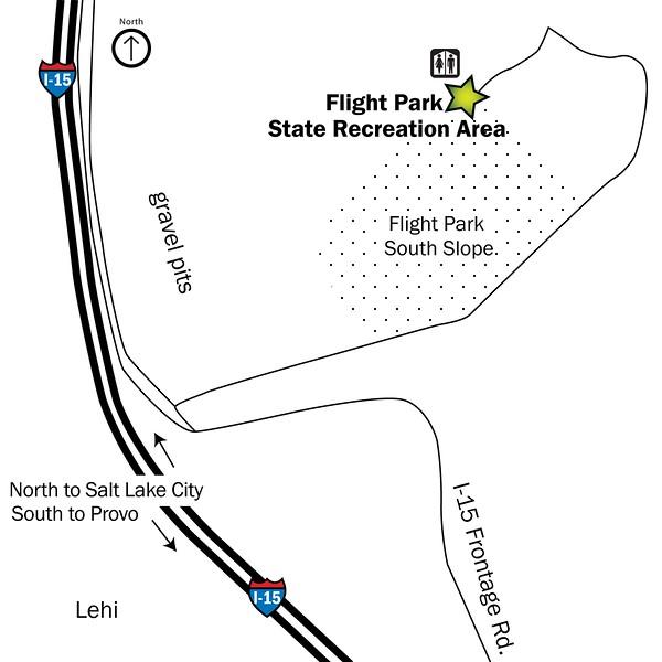 Flight Park State Recreation Area