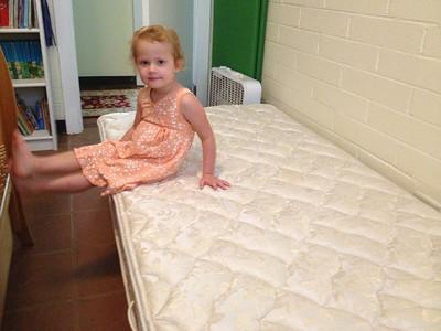2013-02-15 Bethany's New Bed