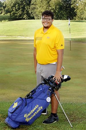 2021-22 VU Golf team photos
