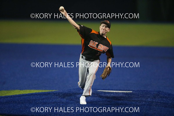2021 Baseball Season--High School
