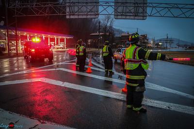 2-24-16 Road Closure, Annsville Circle