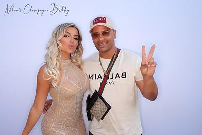 Nikou's Champagne Birthday