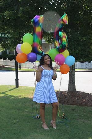 Talia's 16th