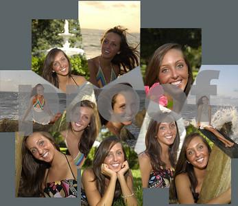 Senior Collages