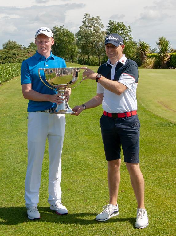 Rory Stafford Cup Presentation