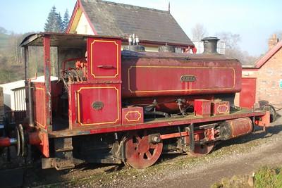 Churnet Valley Railway 2019