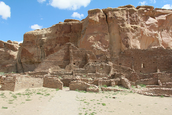 Chaco Canyon New Mexico 2013