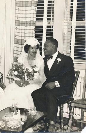 Jacqueline Marshall's Family