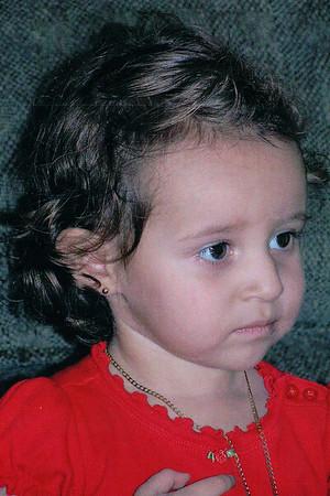 2007-05 | Yazmine Visit | Mothers Day