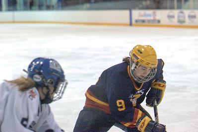 Women's Hockey - Queen's vs Guelph 20060305