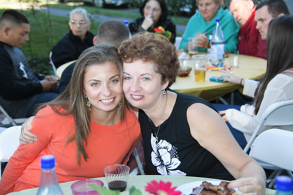 Rodica's birthday - September, 2013