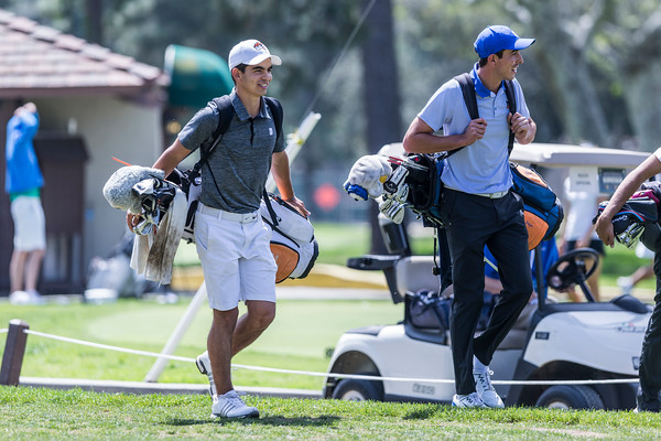 Occidental Golf SCIAC #2 (04-08-2018)