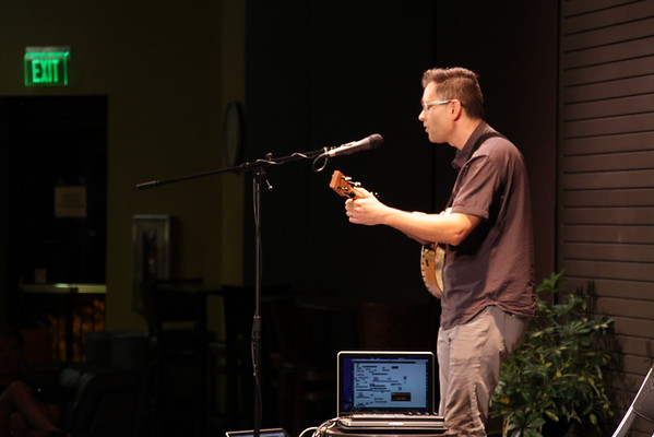 Traditional Instruments Reimagined Matt Bryant and Holland Hopson-October 06, 2016
