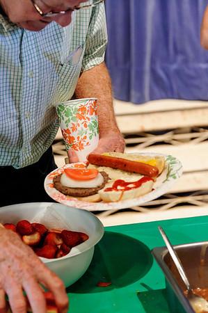 Church BBQ Luncheon 8-11-2013