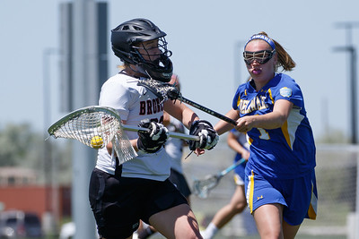 US Lacrosse Women's Collegiate Lacrosse Associates (WCLA): Santa Clara vs Delaware