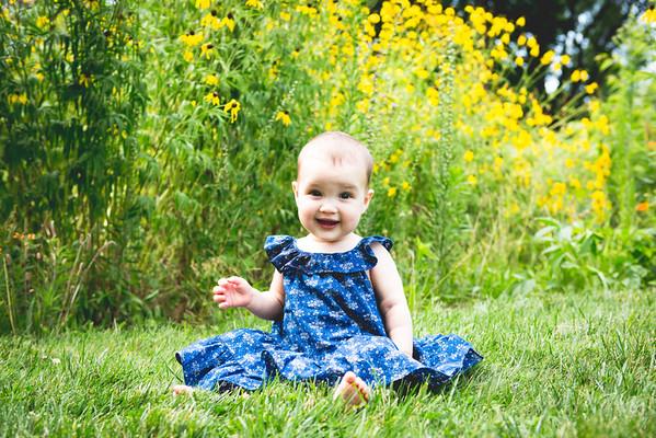 Lily Portrait Session