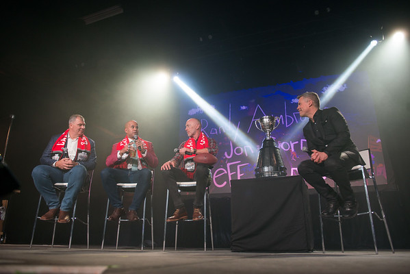 Grey Cup Festival Kick-off Party