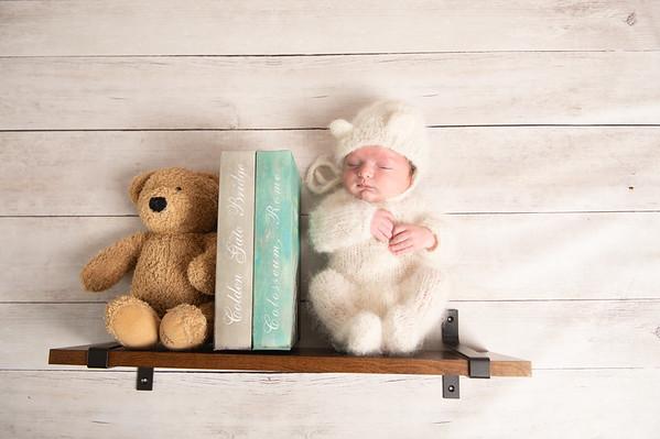 Teddy Newborn Session