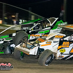 "Short Track Super Series ""Sunshine Swing"" Opener - Bubba Raceway Park - 1/28/21 - Matt Butcosk"