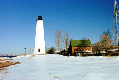 Five Mile Point Light, Connecticut