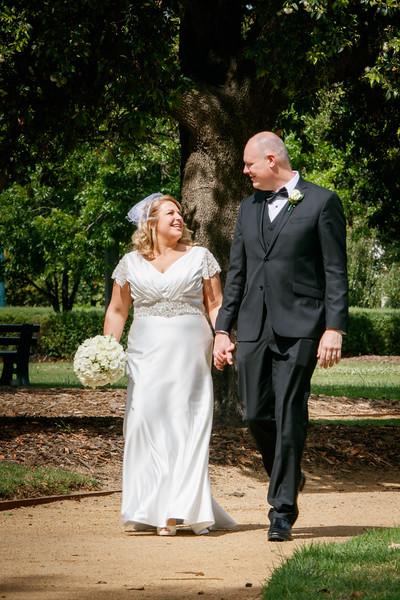 Tanya and Stu - Wedding
