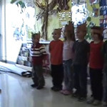 Quinn's Holiday Sing Video 09