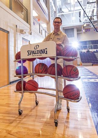 Broughton boys varsity basketball vs. Leesville. January 8, 2019. 750_1681