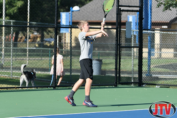Tennis Jackson at Columbia Central 09-10-2021