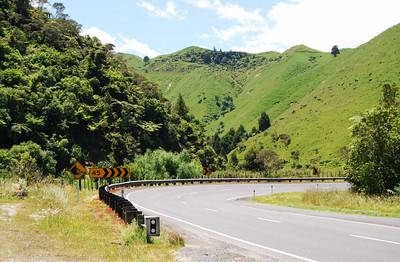 New Zealand 2011 - Taranaki to Taupo