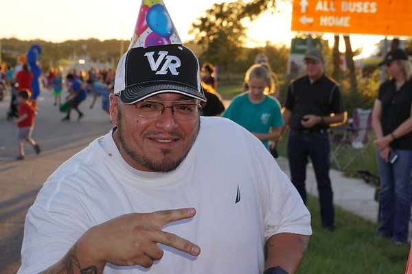 VR Homecoming Parade and pep rally - 2018