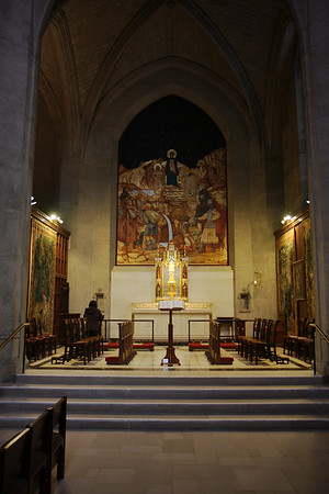 Grace Cathedral Interiors 2009