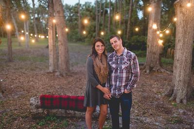 Megan + Andrew Backyard