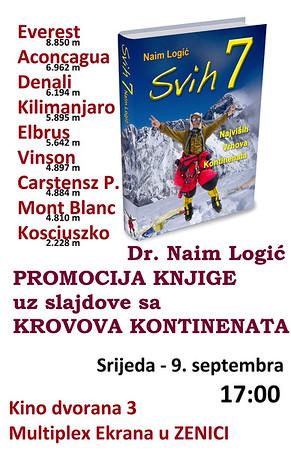 Svih 7 - promotion Zenica