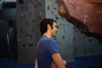 2010/01/03 Climbing