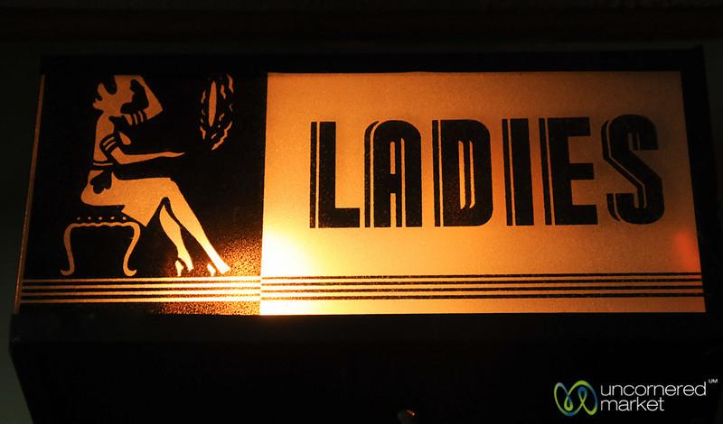 Ladies Room in Milford, PA