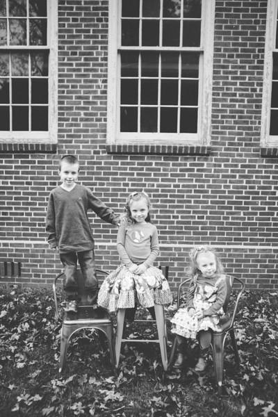 Neal Family: Fall Mini Session