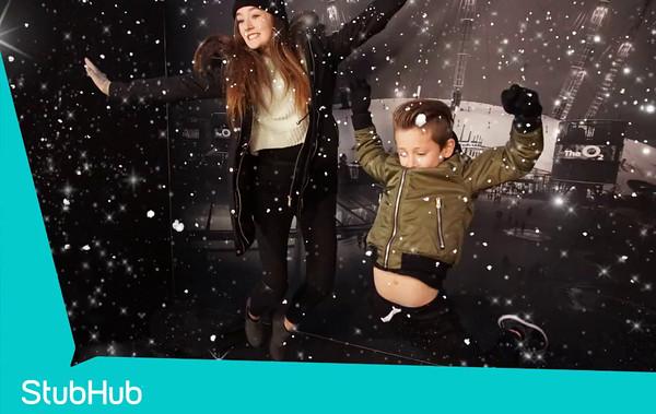 Stub Hub - Jingle Bell Ball - Saturday