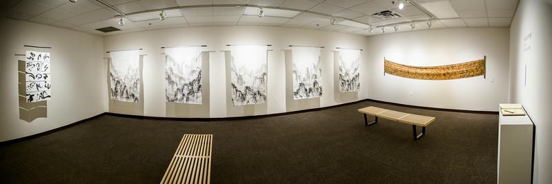 Words into Image: Le Tran MAE Thesis Exhibition