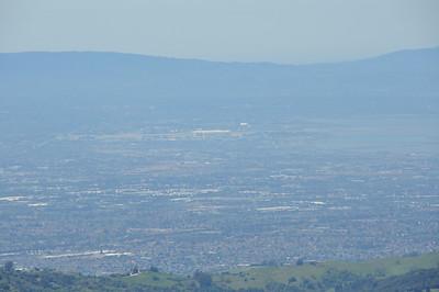 Mt. Hamilton to General Grant
