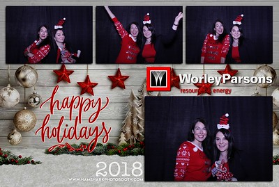 Worley Parsons Holiday Party