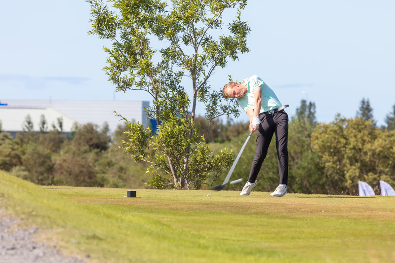 Mynd: Grímur Kolbeinsson. Íslandsmótið í golfi 2019 - Grafarholt Myndir: Grímur Kolbeinsson