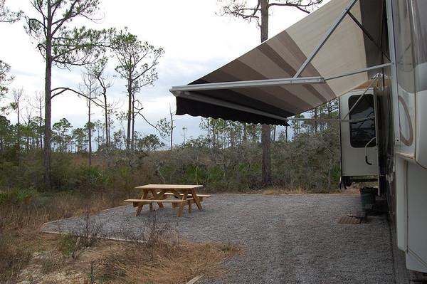 Journal Site 143: Grayton Beach State Park, Grayton Beach, FL - Nov 30 - Dec 7, 2009