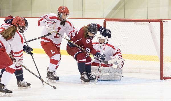 12/5/15: Girls' Varsity Hockey v Lawrenceville