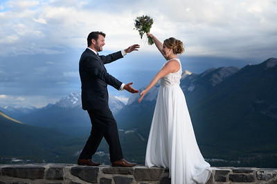 Banff Elopement - Jaclyn & Ryan