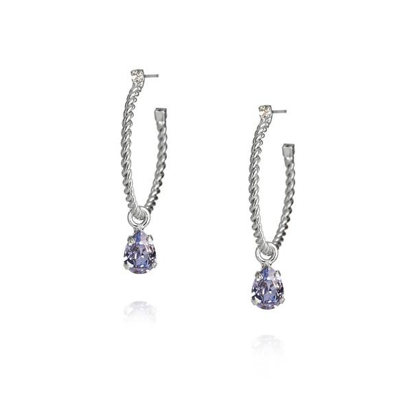 Nani Earrings : Provence Lavendel Rhodium.jpg