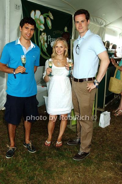 Emmanuel Silvano, Jen Hanson, Jeff Smith photo by Rob Rich © 2008 516-676-3939 robwayne1@aol.com