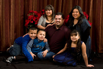 The Buecheler Family's 2010 Photo Session